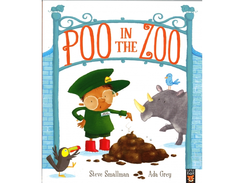 Steve Smallman & Ada Grey - Poo In The Zoo