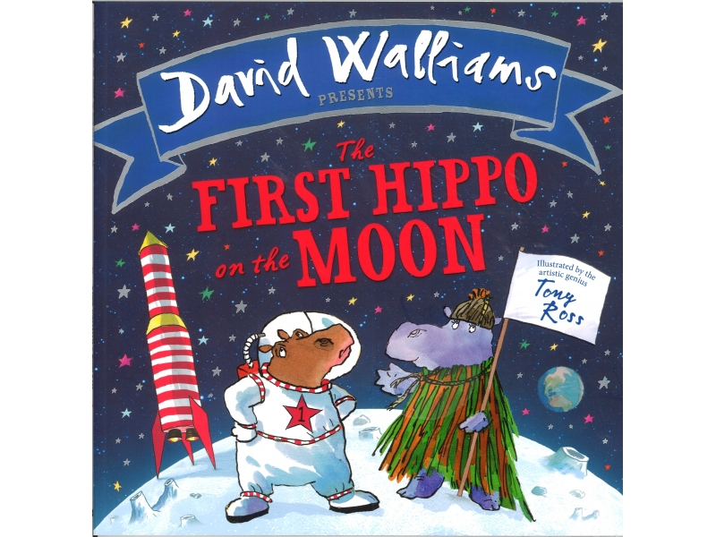 David Walliams - The First Hippo On The Moon