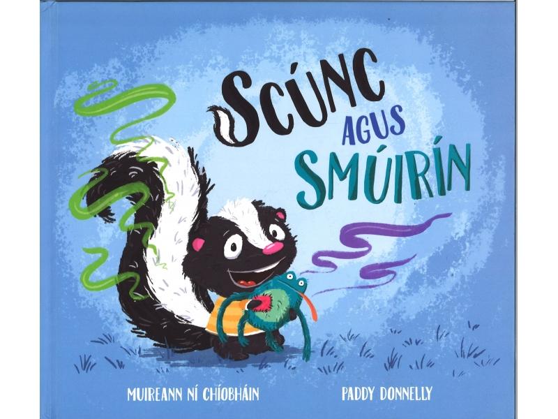 Muireann Ni Chiobhain & Paddy Donnelly - Scunc Agus Smuirin