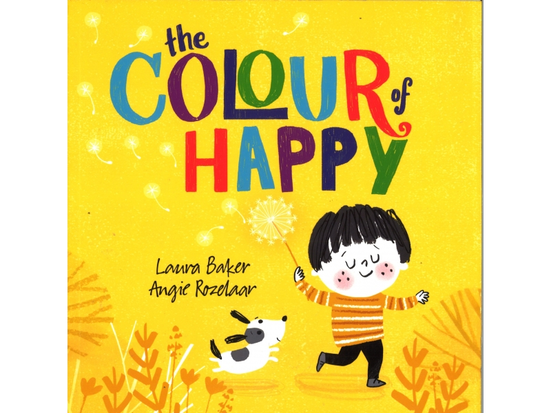 Laura Baker & Angie Rozelaar - The Colour Of Happy