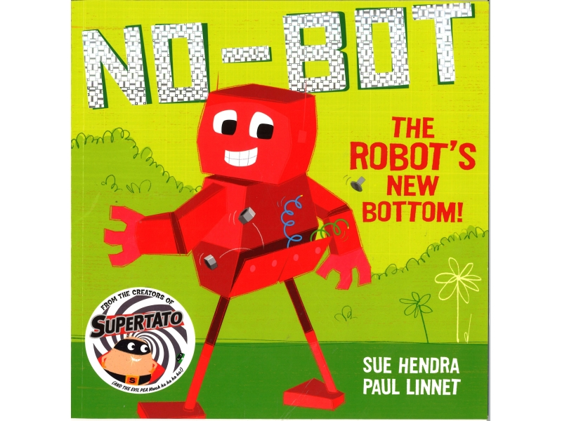 Sue Hendra & Paul Linnet - No-Bot