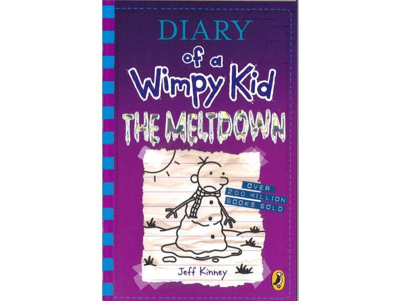 Diary Of A Wimpy - The Meltdown