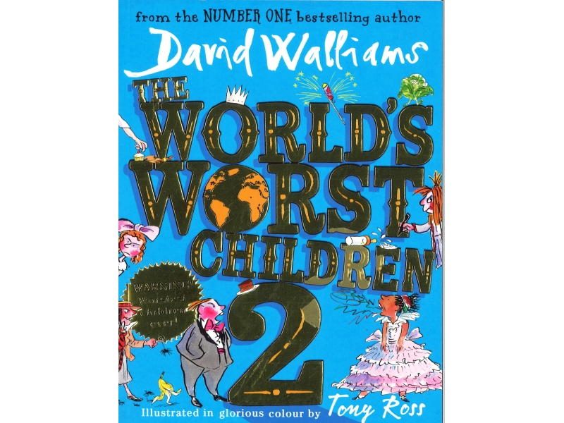 David Walliams - The World's Worst Children 2