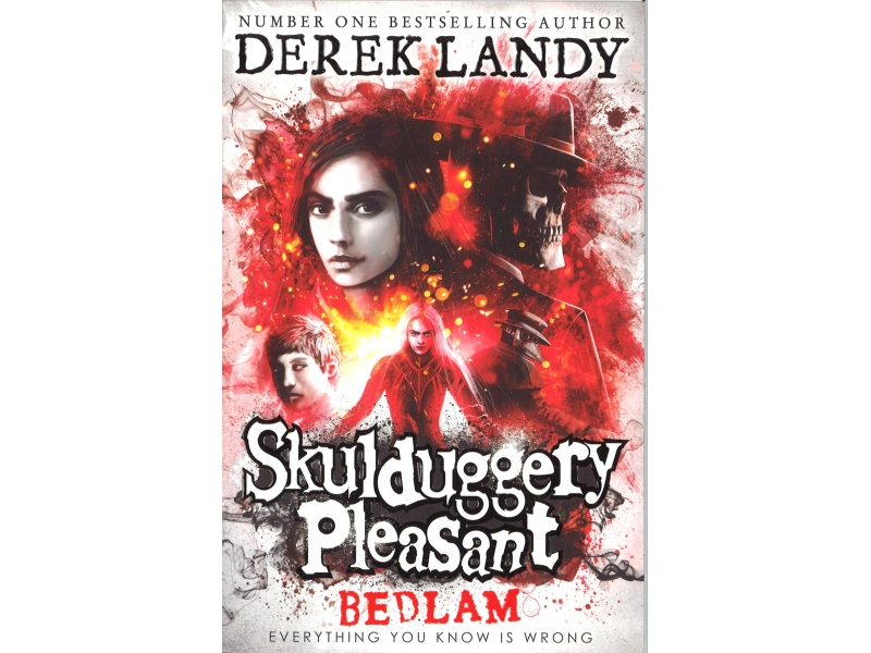 Skulduggery Pleasant - Book 12 - Bedlam