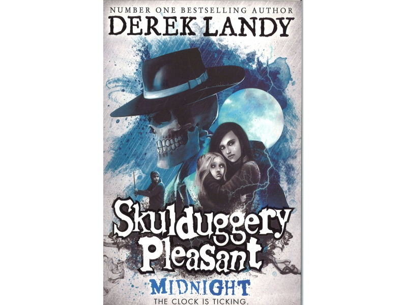 Skulduggery Pleasant - Book 11 - Midnight