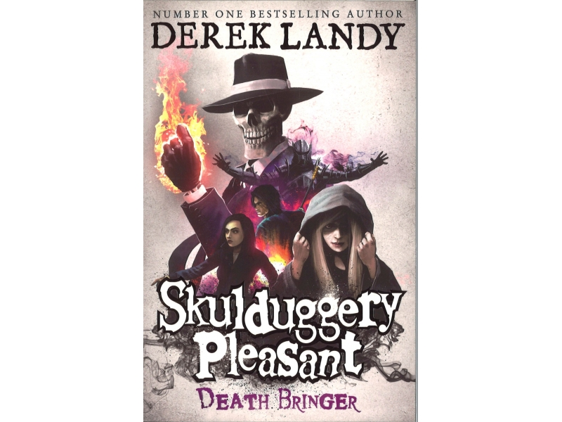 Skulduggery Pleasant - Book 6 - Death Bringer