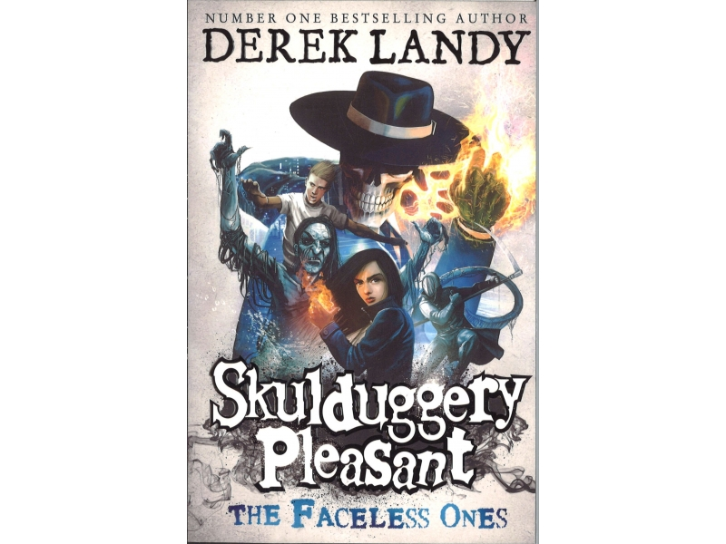 Skulduggery Pleasant - Book 3 - The Faceless Ones