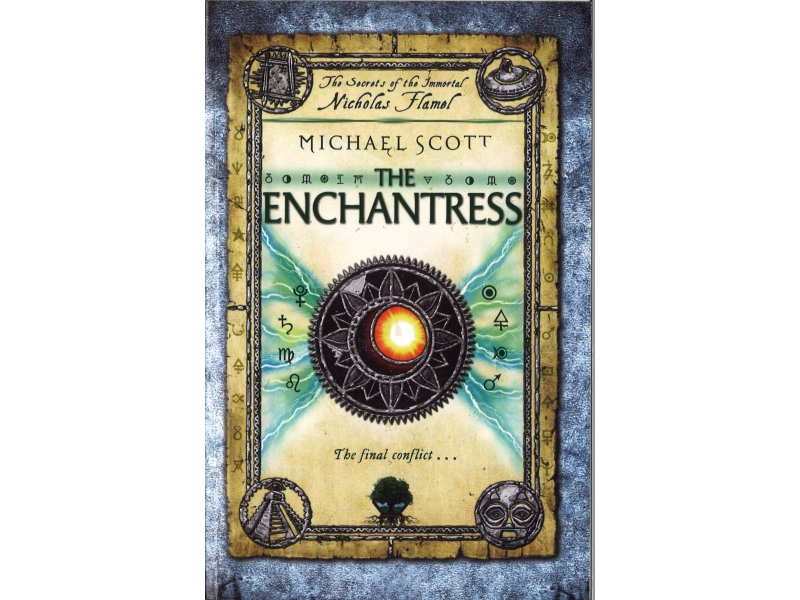 Michael Scott - Book 6 - The Enchantress