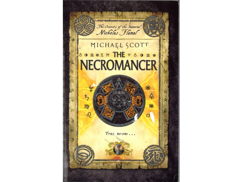 Michael Scott - Book 4 - The Necromancer