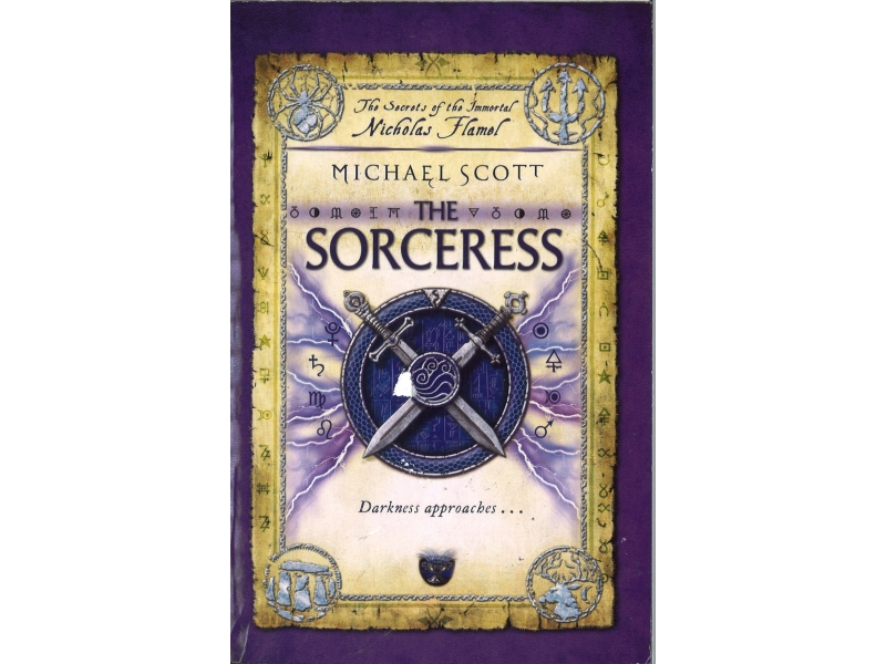 Michael Scott - Book 3 - The Sorceress