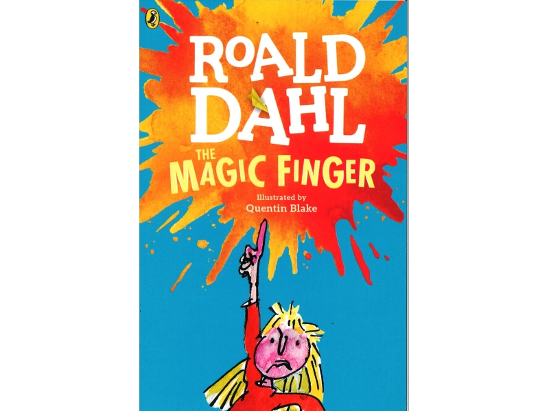 Roald Dahl - The Magic Finger