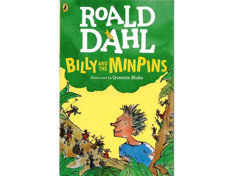 Roald Dahl - Billy And The Minpins