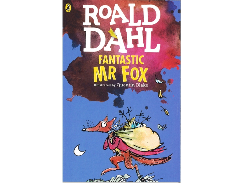 Roald Dahl - Fantastic Mr Fox