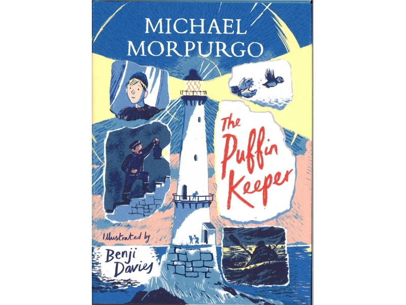 Michael Morpurgo - The Puffin Keeper
