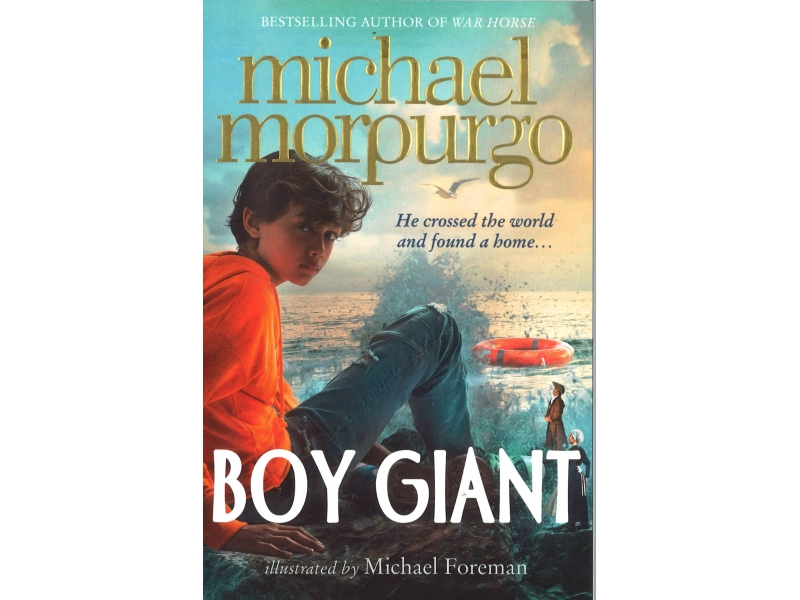 Michael Morpurgo - Boy Giant