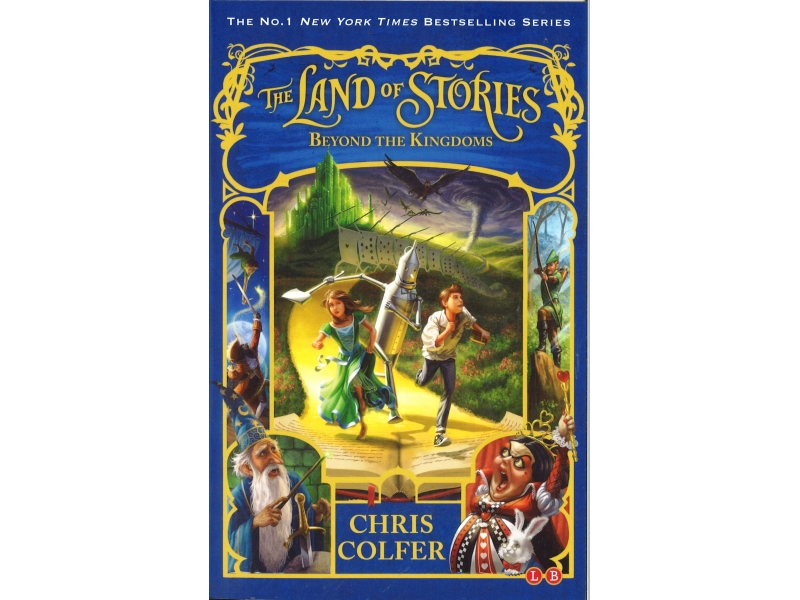 Chris Colfer - Book 4 - The Land Of Stories - Beyond The Kingdom