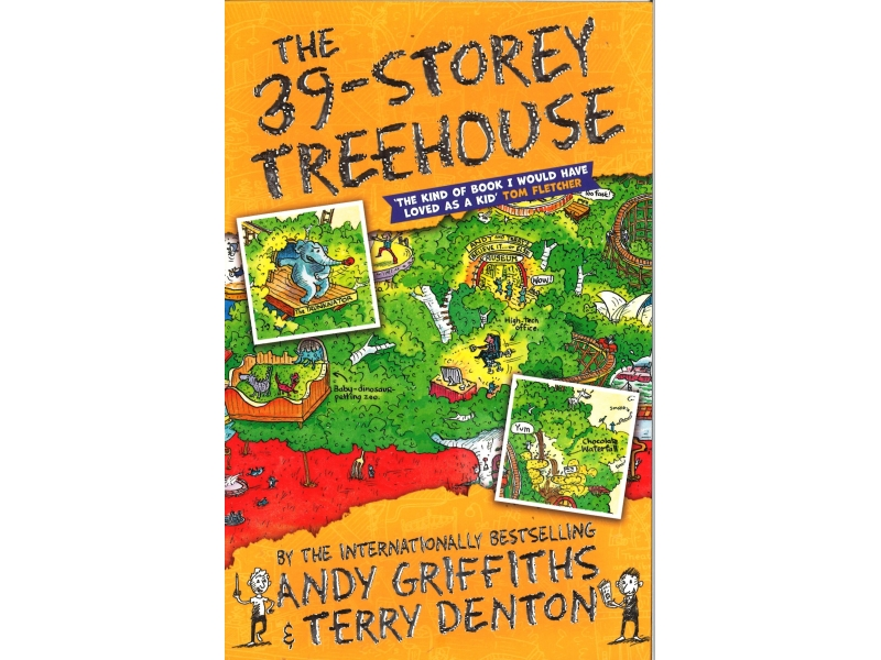 Andy Griffiths & Terry Denton - The 39-Storey Treehouse