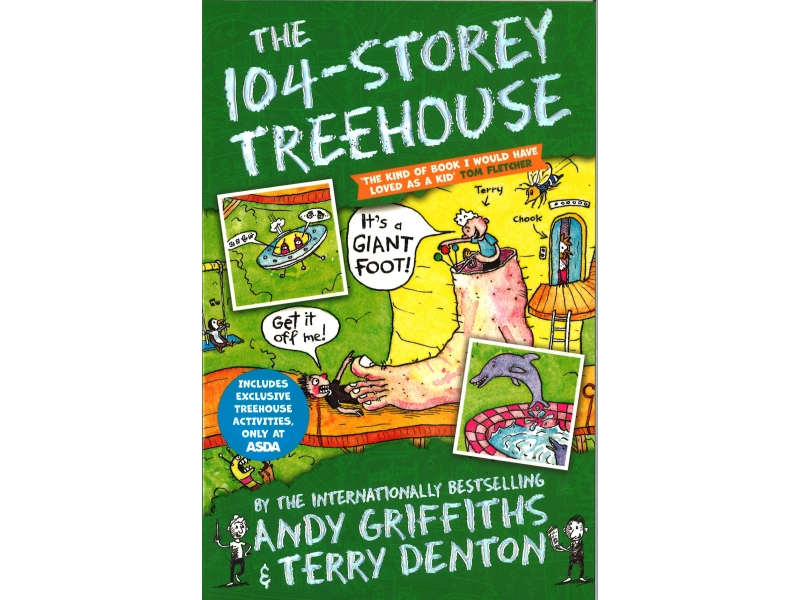Andy Griffiths & Terry Denton - The 104-Storey Treehouse