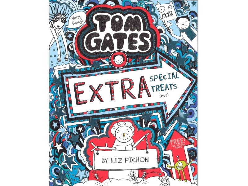 Tom Gates - Extra Special Treats