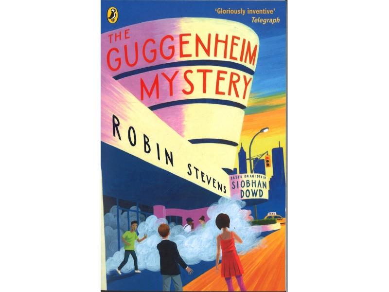 Robin Stevens - The Guggenheim Mystery