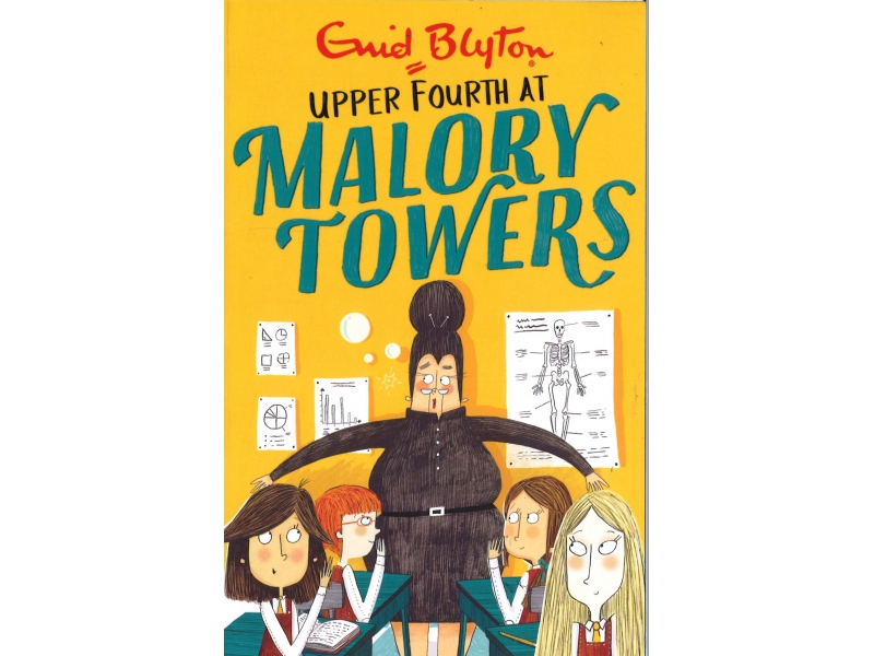 Enid Blyton - Upper Fourth At Malory Towers