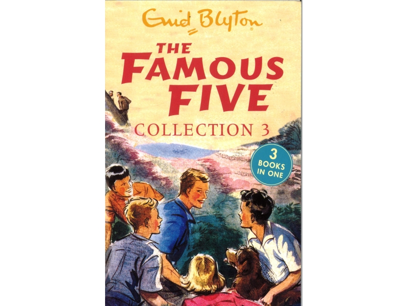 Enid Blyton - The Famous Five - Collection 3
