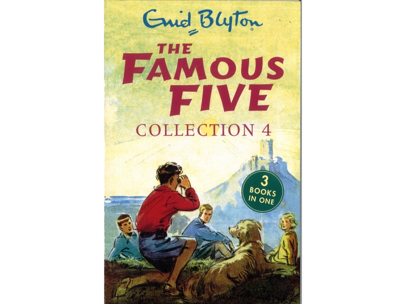Enid Blyton - The Famous Five - Collection 4