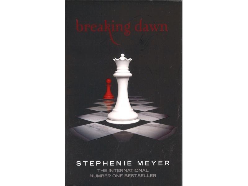 Stephenie Meyer - Breaking Dawn