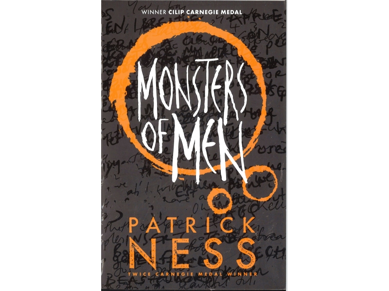 Patrick Ness - Chaos Walking Book 3 - Monsters Of Men
