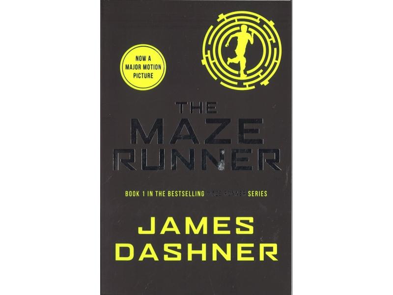 James Dashner - Book 1 - The Maze Runner
