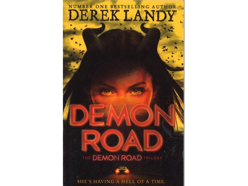 Derek Landy - Demon Road - The Demon Road Trilogy