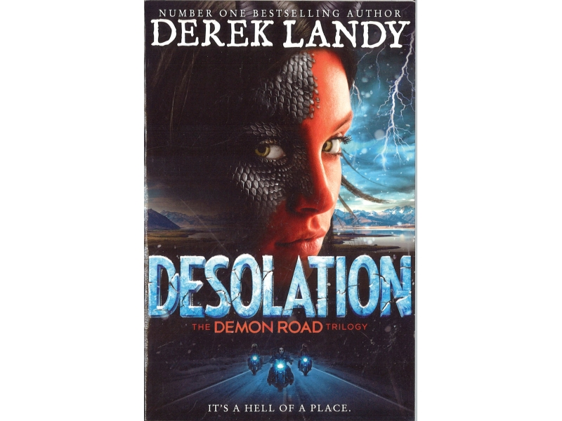 Derek Landy - Desolation - The Demon Road Trilogy