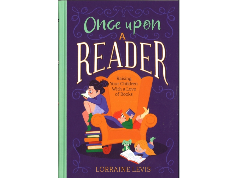 Lorraine Levis - Once Upon A Reader
