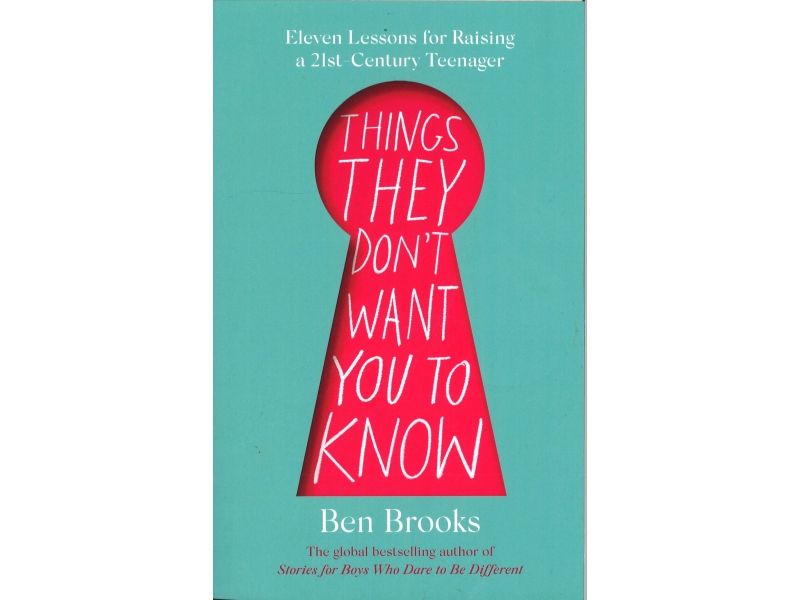 Ben Brooks - Things They Don't Want You To Know