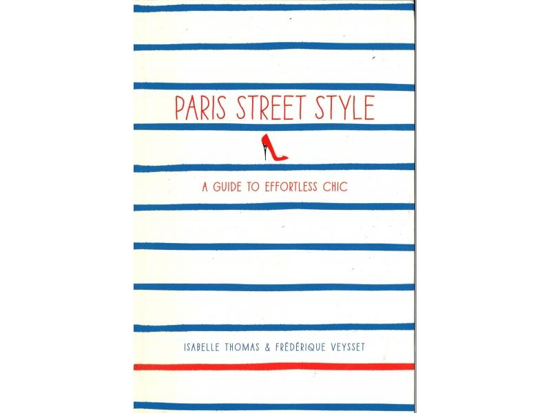 Isabelle Thomas & Frederique Veysset - Paris Street Style