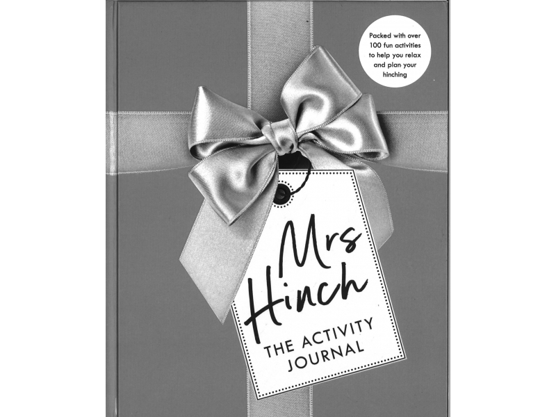 Mrs Hinch - The Activity Journal