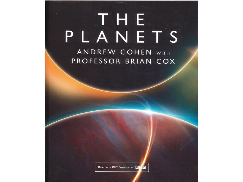 Andrew Cohen & Professor Brian Cox - The Planets