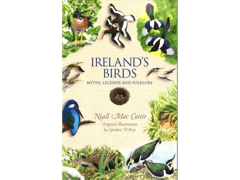 Niall Mac Coitir - Ireland's Birds