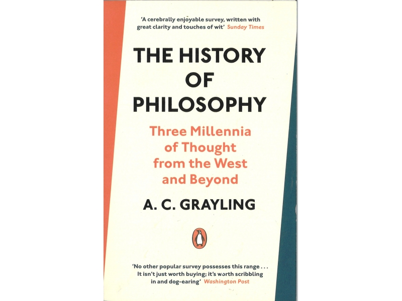 A.G Grayling - The History Of Philosophy