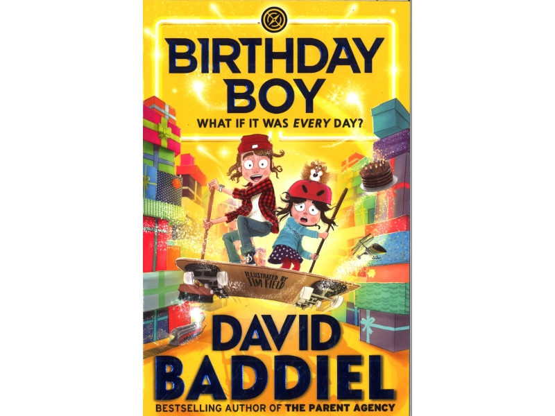 David Baddiel - Birthday Boy