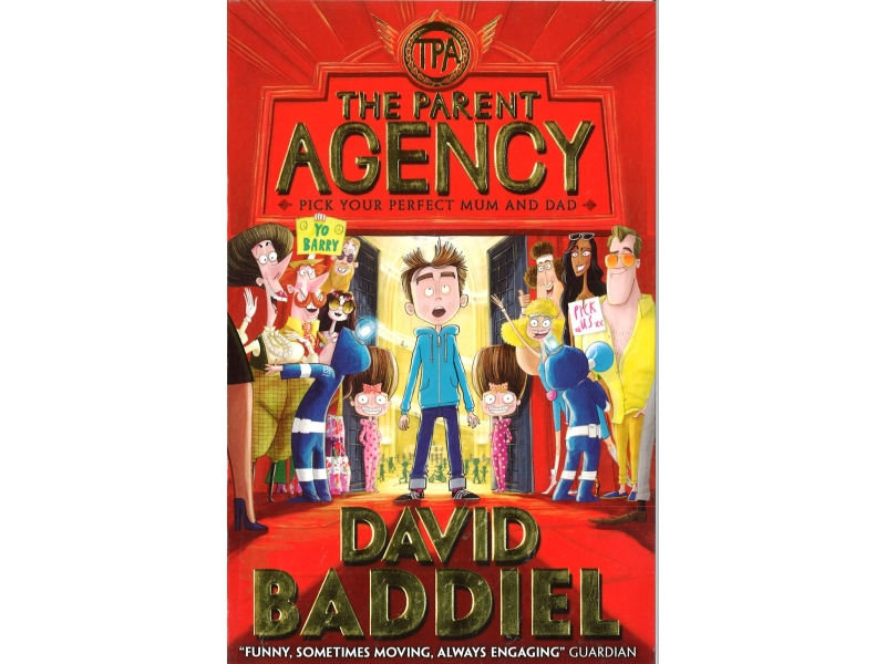 David Baddiel - The Parent Agency
