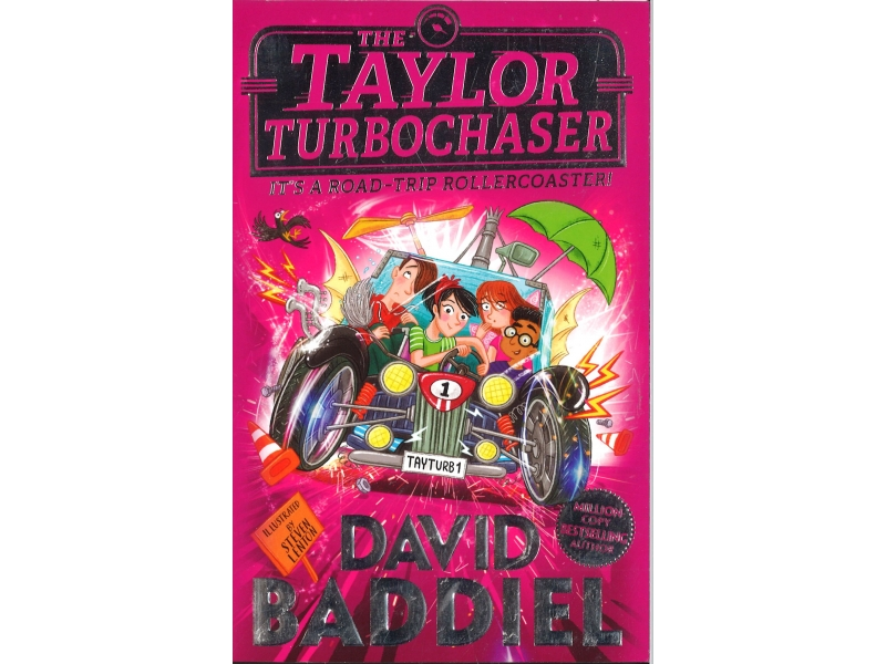 David Baddiel - The Taylor Turbochaser