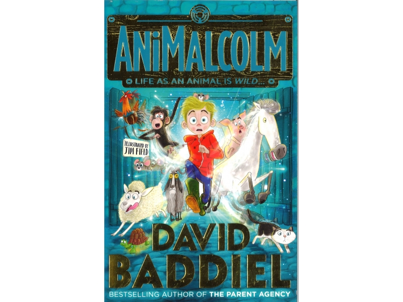David Baddiel - AniMalcolm