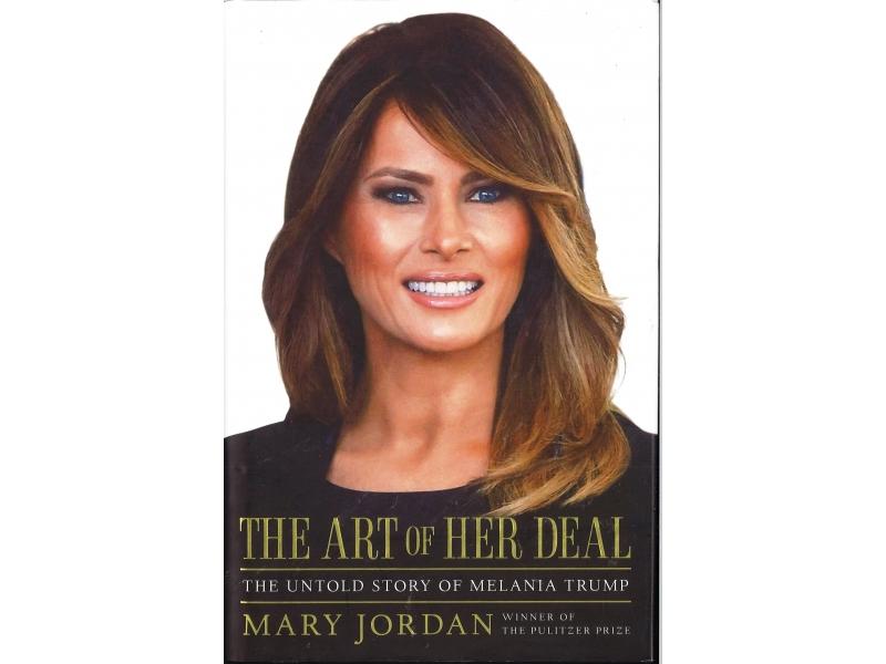 Mary Jordan - The Art Of Her Deal