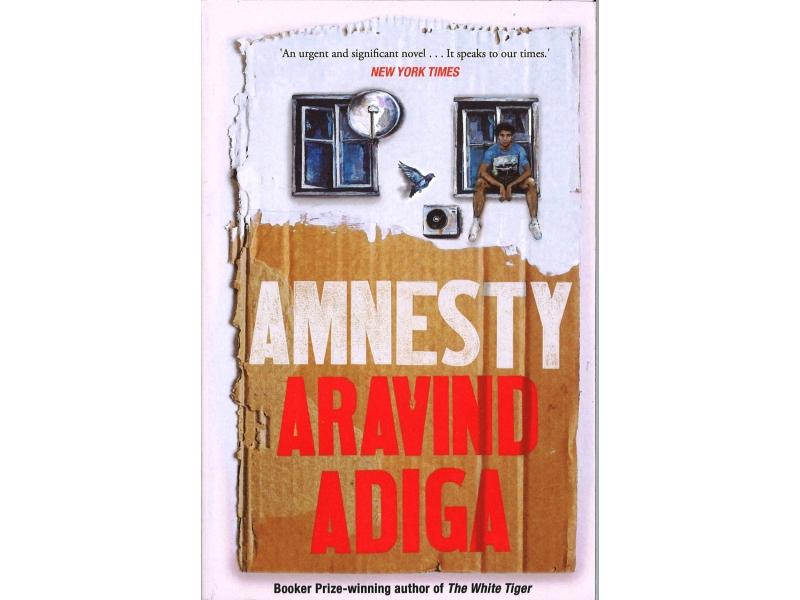Aravind Adiga - Amnesty