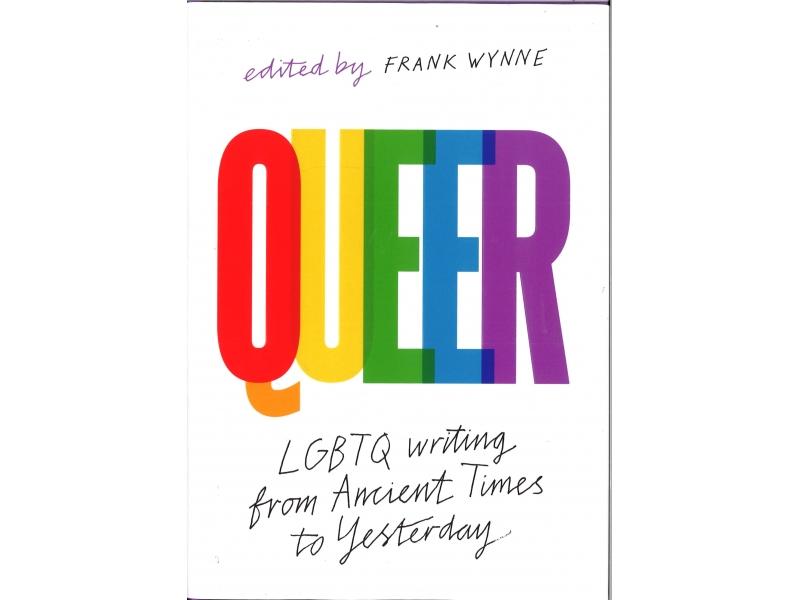 Frank Wynne - Queer
