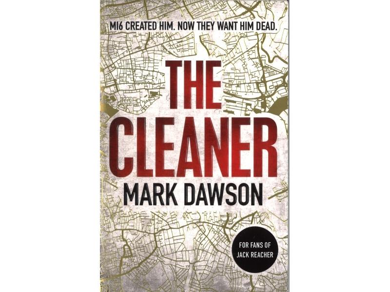 Mark Dawson - The Cleaner