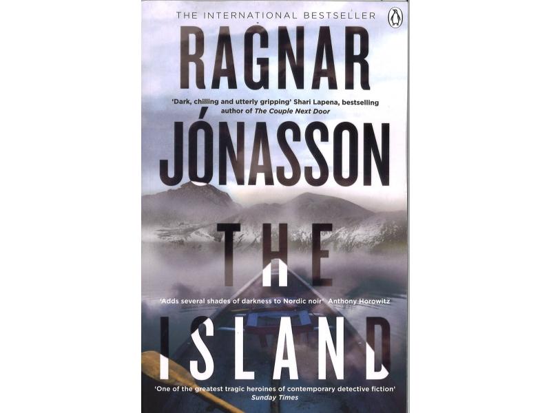 Ragnar Jonasson - The Island