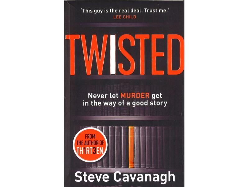 Steve Cavanagh - Twisted