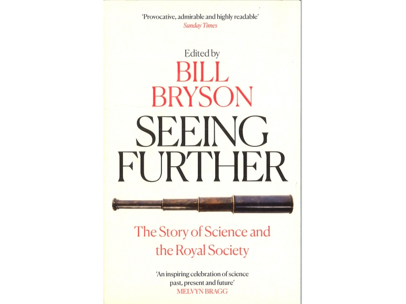 Bill Bryson - Seeing Further